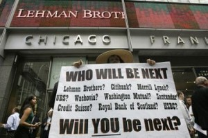 Siapa lagi Perusahaan Keuangan yang Bankrut?