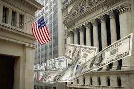 Wallstreet dan Dollar Amerika