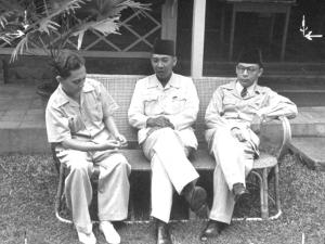 Tiga Serangkai : Sjahrir, Soekarno, Hatta