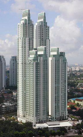 Gedung Tertinggi Di Indonesia Afandri Adya