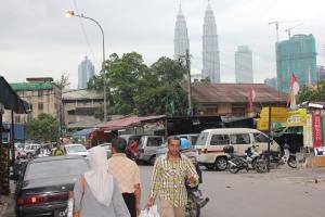 Jalan Raja Alang, Chow Kit