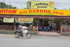 Restoran Seri Garuda Emas di Kampung Bahru