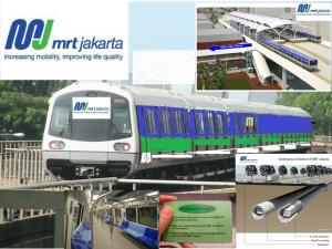 Rencana MRT Jakarta