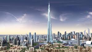 Dubai, simbol kebangkitan Asia