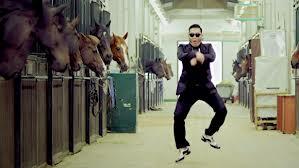 Gangnam Style, salah satu produk K-Pop (sumber : www.guinnessworldrecords.com)