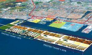 Rencana The New Tanjung Priok (sumber : detik.com)