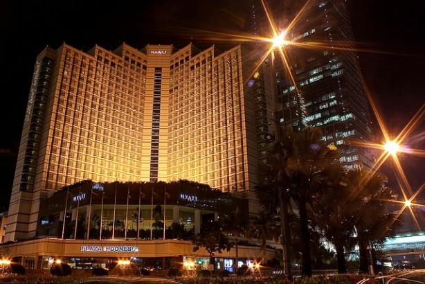 Hotel Grand Hyatt