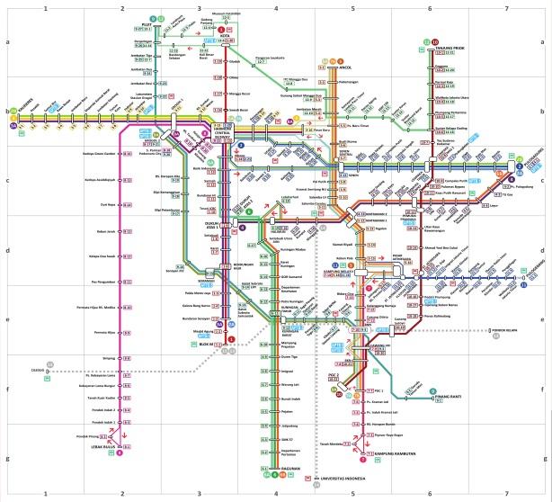 Koridor Transjakarta