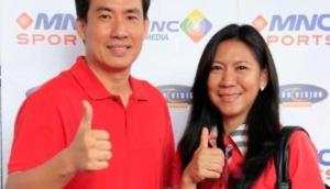 Alan Budikusuma dan Susi Susanti, pebulutangkis Indonesia yang menjuarai Olimpiade  (sumber : viva.co.id)