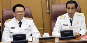 Jokowi dan Ahok (sumber : kompas.com)