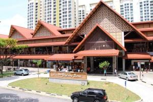 Pasar Geylang Serai, basis pedagang Minang di Singapura