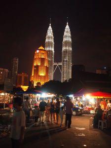 Kampung Baru, Kuala Lumpur (sumber : masak-masak.blogspot.com)