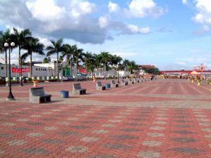 Pedestrian Jalan Sultan Mahmud Badaruddin, Palembang
