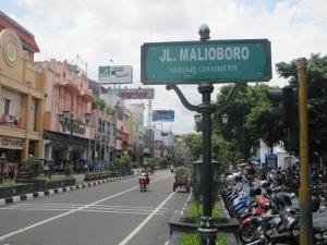 Jalan Malioboro, Jogjakarta