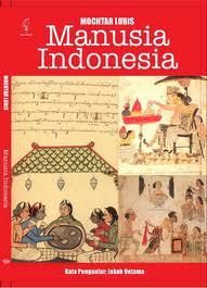 """Sampul Buku """"Manusia Indonesia"""""""