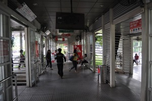Interior Selter Transjakarta