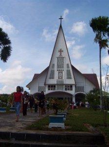 HKBP di Pekanbaru. Eksistensi masyarakat Batak di Pekanbaru