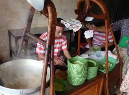Pedagang Madura di Surabaya (sumber : food.detik.com)