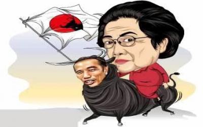 Jokowi-Mega