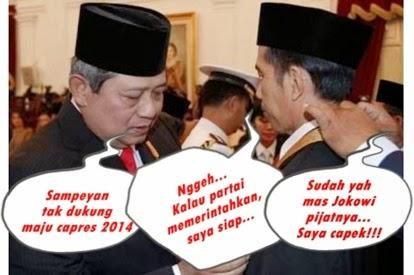 """Kolusi"" Jokowi-SBY (sumber : suaranews.com)"