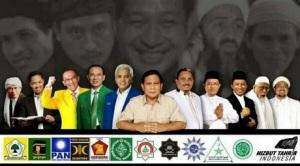 """Gallery of Rogues"", Kampanye Hitam ke Kubu Prabowo"