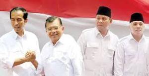 Jokowi-JK vs Prabowo-Hatta