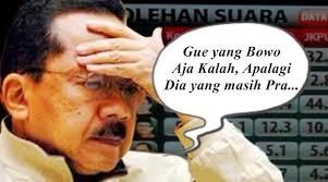 Komentar Fauzi Bowo terkait pencapresan Prabowo