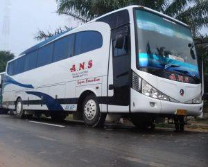 Bus ANS kelas Super Eksekutif