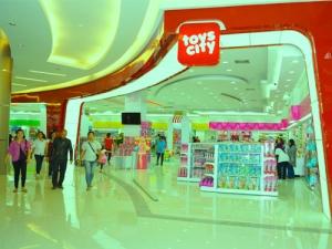 Toys City di Summarecon Mall Bekasi
