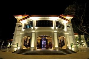 Rumah mewah keluarga Alkaff di Singapura