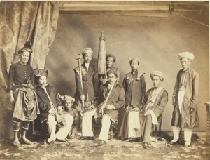 Sultan Lingga, Soelaiman Badroe Alamsjah (1867), raja boneka rekaan Belanda