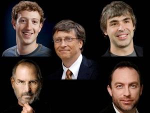 Para Penggerak Ekonomi Amerika (sumber : seopreview.blogspot.com)