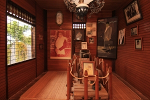 Rumah Kelahiran Buya Hamka (sumber : www.indonesiakaya.com)
