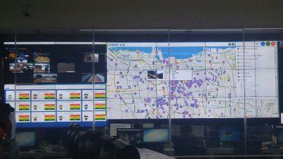 Pusat Komando Jakarta Smart City
